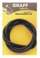 Silikonová hadička 2 mm černá   Graffishing