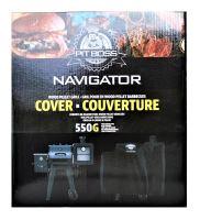 Kryt na peletový gril s udírnou Navigator 550  Pit Boss