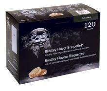 Dub 120 ks - Brikety udící  Bradley Smoker