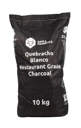White Quebracho uhlí 10kg Grill Fanatics