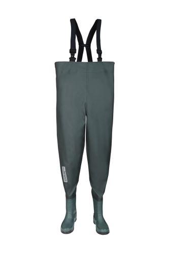Brodící kalhoty Junior Zelená - SB06  PROS