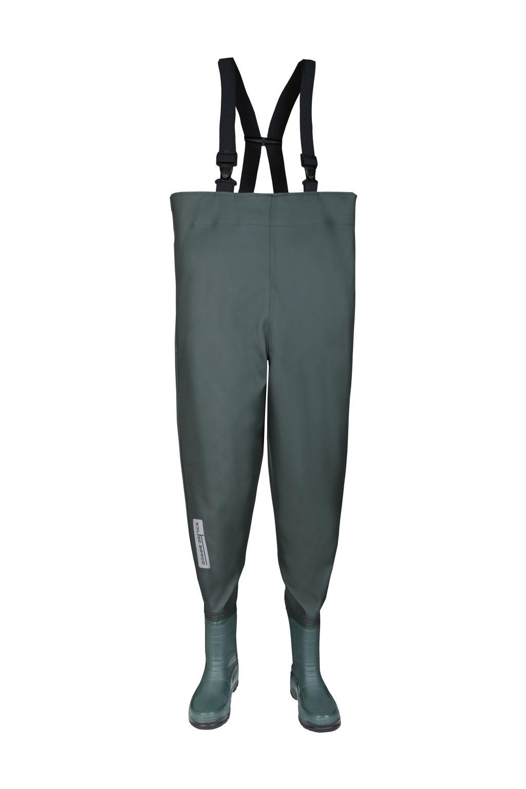 PROS Brodící kalhoty Junior, zelená