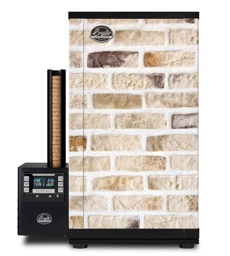 Udírna Bradley Smoker Digital 4 rošty + Tapeta brick 08