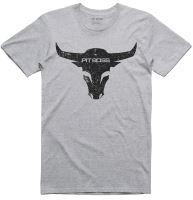 Pánské triko XL šedá  Pit Boss