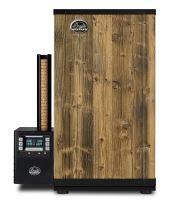 Udírna Bradley Smoker Digital 4 rošty + Tapeta wood 04