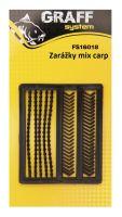 Zarážky Mix Carp černá   Graffishing