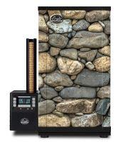 Udírna Bradley Smoker Digital 4 rošty + Tapeta brick 01
