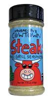 BBQ koření Steak Rub 213g   Cowtown