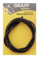 Silikonová hadička 1,5 mm černá   Graffishing