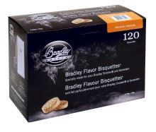 Mesquite 120 ks - Brikety udící  Bradley Smoker
