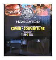 Kryt na peletový gril s udírnou Navigator 1150  Pit Boss