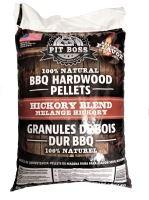 Dřevěné pelety Hickory 9 kg  Pit Boss