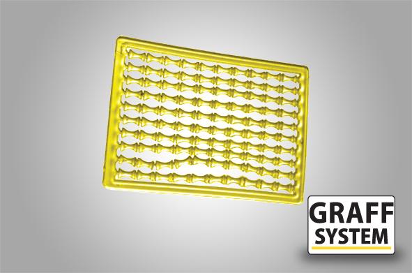 Silikonová zarážka-carp žlutá   Graffishing