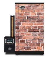 Udírna Bradley Smoker Digital 4 rošty + Tapeta brick 07