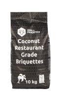 Coconut brikety 10kg Grill Fanatics