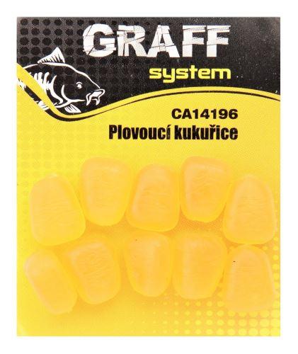 Fluo plovoucí kukuřice   Graffishing