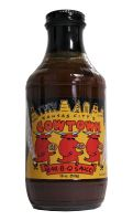 BBQ grilovací omáčka Original All Natural sauce 510g   Cowtown