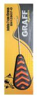 Jehla 7 cm Cross  oranžová   Graffishing