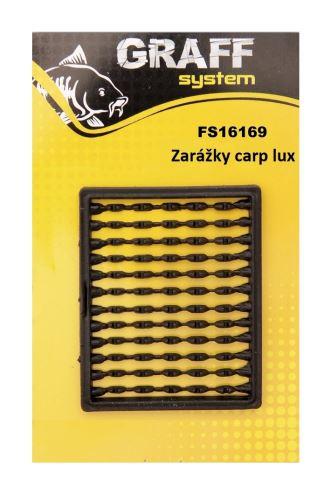 Boilie Zarážky carp lux černá   Graffishing
