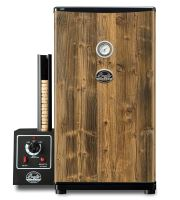 Udírna Bradley Smoker Original 4 rošty + Tapeta wood 04