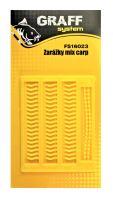 Zarážka Mix Carp žlutá   Graffishing