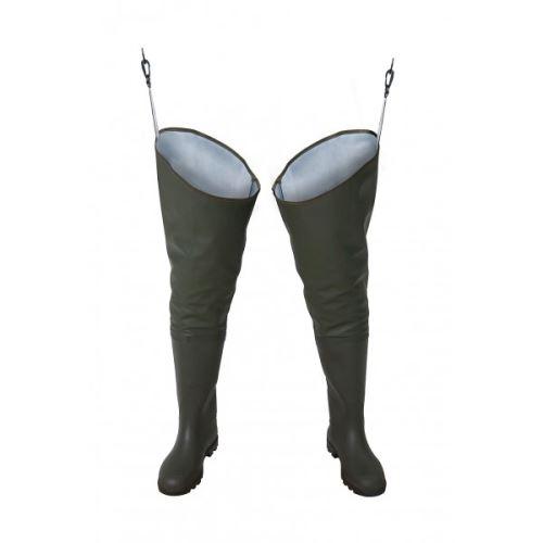 Brodící boty stehenní