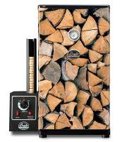 Udírna Bradley Smoker Original 4 rošty + Tapeta wood 11