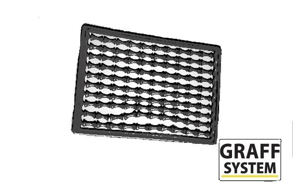 Silikonová zarážka-carp černá   Graffishing