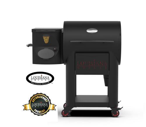 Gril na dřevěné pelety Premier 800  Louisiana / LG800FP