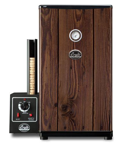 Udírna Bradley Smoker Original 4 rošty + Tapeta wood 01