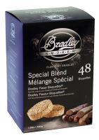 Special Blend 48 ks - Brikety udící Bradley Smoker