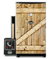 Udírna Bradley Smoker Original 4 rošty + Tapeta wood 15