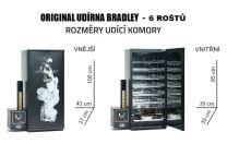 Udírna Bradley Smoker Original Extra Large 6 roštů