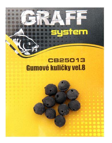 Gumové kuličky vel.8   Graffishing