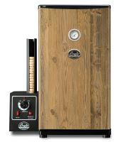 Udírna Bradley Smoker Original 4 rošty + Tapeta wood 03