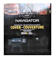 Kryt na peletový gril s udírnou Navigator 850  Pit Boss