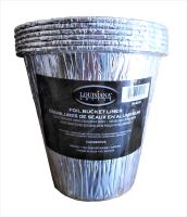 Aluminium vložka pro kbelíky 6ks  Louisiana