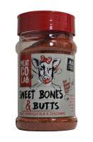 BBQ koření Sweet Bones & Butts 200g   Angus&Oink
