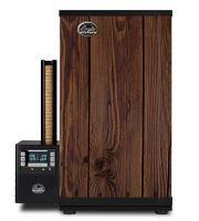 Udírna Bradley Smoker Digital 4 rošty + Tapeta wood 01