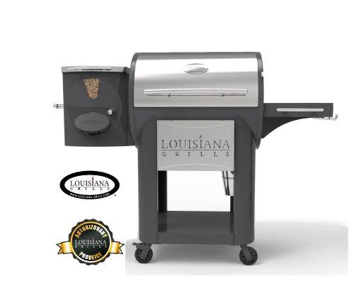 Gril na dřevěné pelety Legacy 800  Louisiana / LG800FL