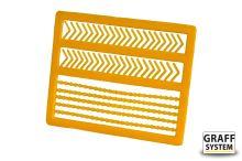 Zarážky Mix Carp žlutá   Graffishing