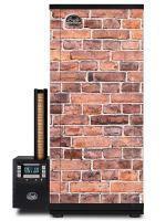 Udírna Bradley Smoker Digital 6 roštů + Tapeta brick 07