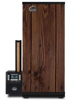 Udírna Bradley Smoker Digital 6 roštů + Tapeta wood 01