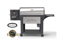 Gril na dřevěné pelety Legacy 1200  Louisiana / LG1200FL
