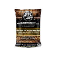 Dřevěné pelety Whisky 9 kg  Pit Boss