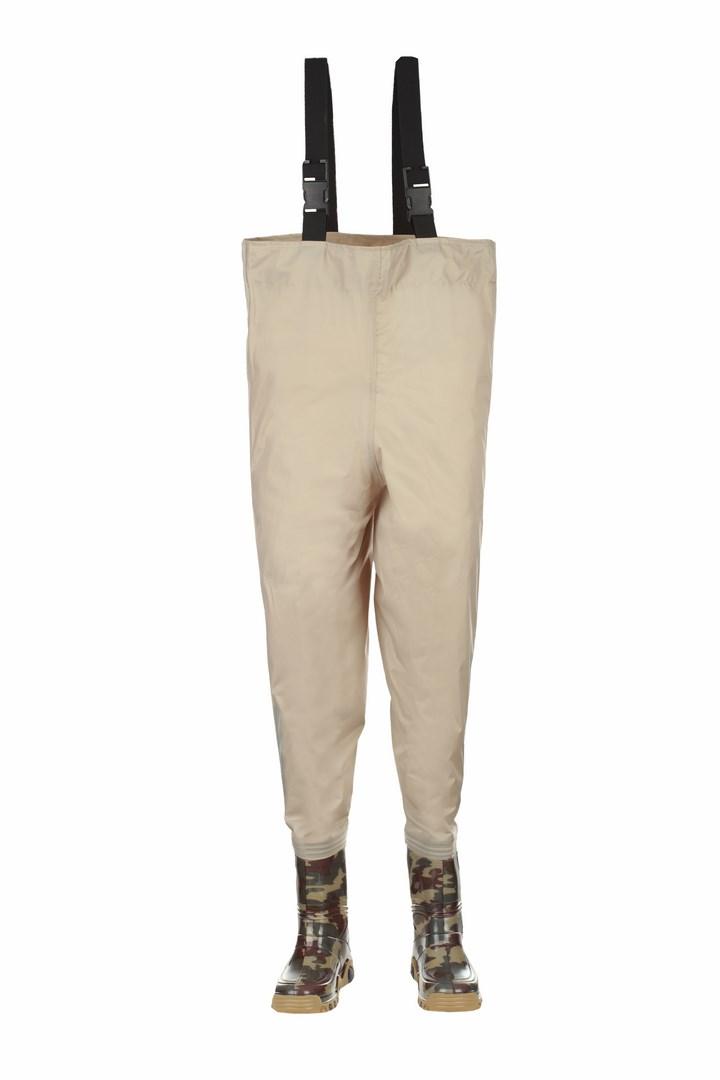 PROS Brodící kalhoty dětské, oliva